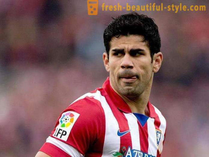 Diego Costa - en rebell av naturen
